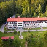 Horský Hotel Vršky, hotel in Závadka nad Hronom
