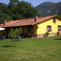 Apartamentos Rurales El Buxu, hotel in Soto de Cangas
