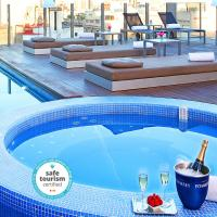 Axel Hotel Barcelona & Urban Spa- Adults Only, hotel en Barcelona