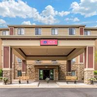 Comfort Suites Grand Rapids North, hotel in Comstock Park