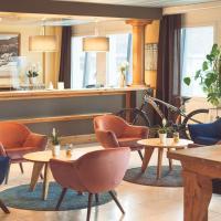 Hotel Stans-Süd, отель в городе Штанс