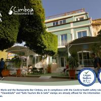 Hotel Santa Maria, отель в городе Прая