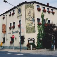 Hotel Jägerhalle, Hotel in Falkenstein