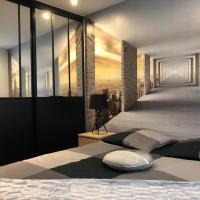 Nid douillet plateau de LAGNY, hôtel à Lagny-sur-Marne