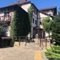 Альпийский двор, отель в Красной Поляне