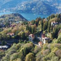 B&B Villa Mirandola, hotell i Brunate