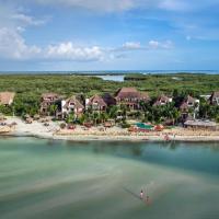 Villas Flamingos Beach Front