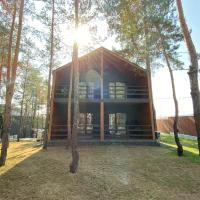 Dachi Holiday home, Hotel in der Nähe vom Flughafen Kurumoch - KUF, Volzhskiy