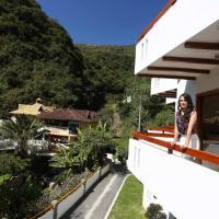 Santagua Termas de Chachimbiro, hotel em Urcuquí