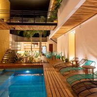 La Galuna Bacalar, hotel in Bacalar