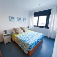 Ventana al roque apartamento con vistas al mar, hotel in Santa Cruz de Tenerife