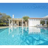 Alghero, Villa Nuit Blanche luxury and privacy with swimming pool