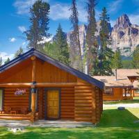 Castle Mountain Chalets, hotel em Castle Junction