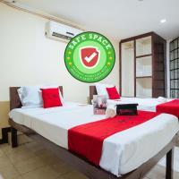 RedDoorz @Downtown Bacolod, hotel in Bacolod