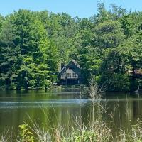 Birdwatcher's Water Retreat