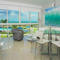 Special apartment with sea views