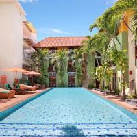HARRIS Hotel Tuban Bali, Hotel in der Nähe vom Flughafen Ngurah Rai - DPS, Kuta