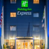 Holiday Inn Express Oxford Kassam Stadium, an IHG Hotel, hotel in Oxford