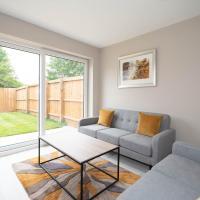 Fantastic 3BR House in Birmingham With Garden
