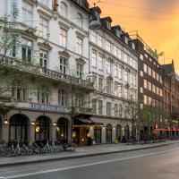 Hotel Kong Frederik, hotell i Köpenhamn