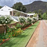 De Oude Meul Self Catering Country Lodge and B&B, Hotel in Oudtshoorn