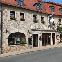 Hotel Zur Traube, hotel in Freyburg