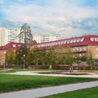 Record Hotel, hotel in Zelenograd