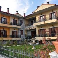 Ξενοδοχείο Μέγδοβας, ξενοδοχείο στα Καλύβια