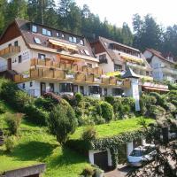 Hotel am Bad-Wald, Hotel in Bad Liebenzell