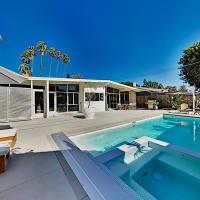 Modern Masterpiece with Private Heated Pool & Spa home