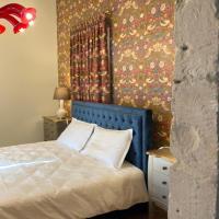 The Red Farm Relais & Spa, hotel in Iklin