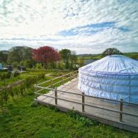 Fir Hill Glamping Yurts
