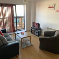 Luxury Birmingham City Centre Apartment - Abacus Building