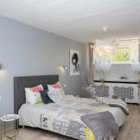 """UNE HALTE QUELQUE PART """"Chez Solange"""", hôtel à Cheminot près de: Aéroport Metz - Nancy - Lorraine - ETZ"""
