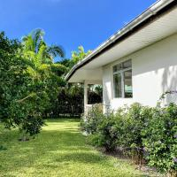 TAHITI - Fare Mitinui Surf Break, hotel em Mahina