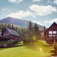 Banff Gate Mountain Resort, hotel in Canmore