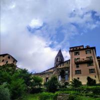 La Casa Rosa, hotel in Pigna