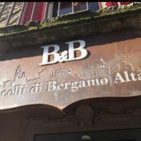 B&B I COLLI DI BERGAMO ALTA, хотел в Бергамо