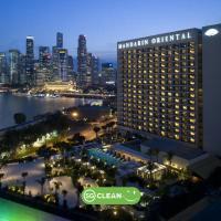 Mandarin Oriental, Singapore (SG Clean), hotel in Singapore