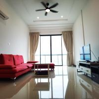 Ricky HomeStay 16 Boulevard Imperial Suite A19-04, hotel near Kuching Airport - KCH, Kuching