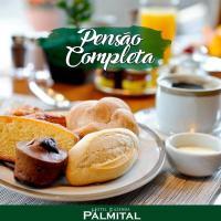 Hotel Fazenda Palmital, hotel in Resende