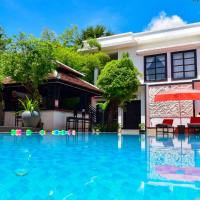 JP Prana Hotel, hotel in Siem Reap