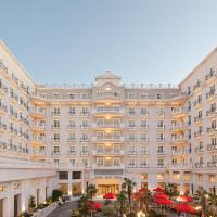 Grand Hotel Palace, отель в Салониках