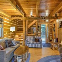Steps to Slopes! Scenic Brule Village Cabin cabin