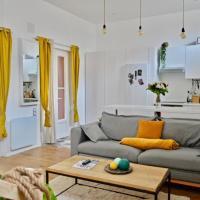 Zentral: 2 Zimmer, Küche, Bad 55 qm