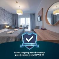 Akces Medical Fit & Spa – hotel w Dźwirzynie