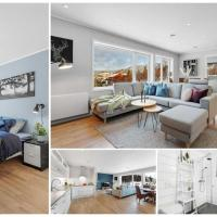Big and modern apartment in Arna Bergen