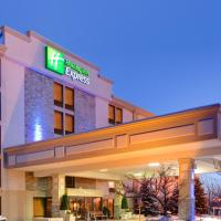 Holiday Inn Express Flint-Campus Area, an IHG Hotel, hotel in Flint