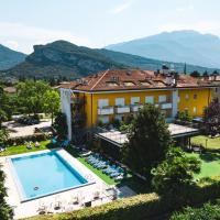 Hotel Campagnola, hotell i Riva del Garda