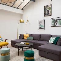 Home Suite Home Saint-Denis